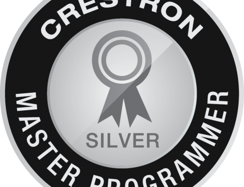 LogicWave is now Crestron Silver Certified