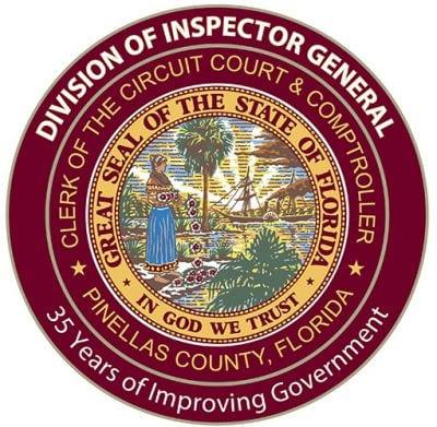 Pinellas County Clerk of the Circuit Court Logo