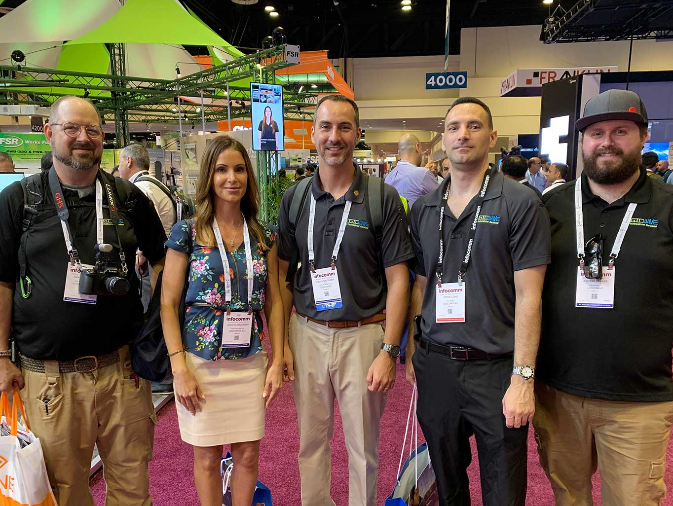 LogicWave at InfoComm